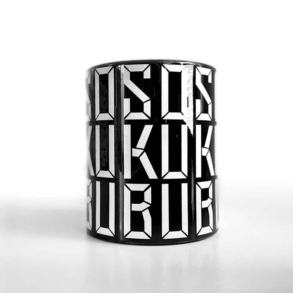Sokubu Classic Black Mug