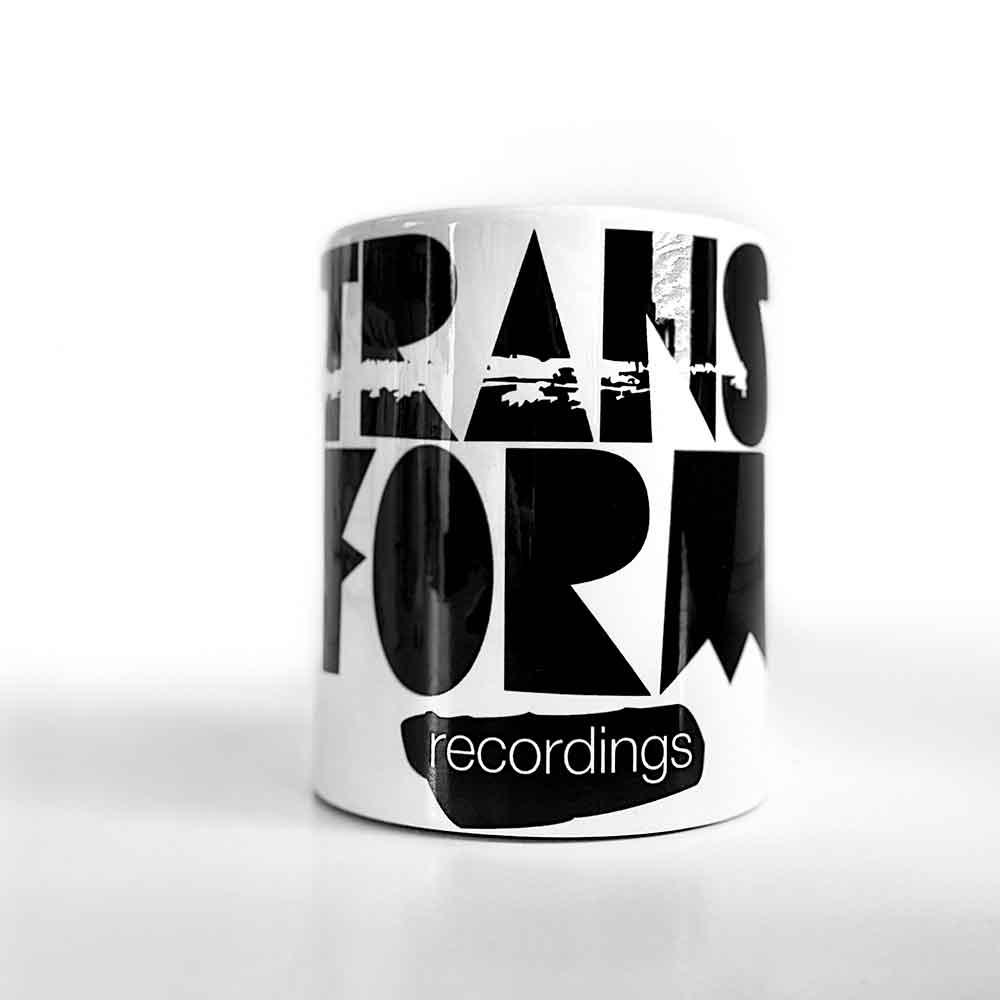 Transform Recordings Classic White Mug