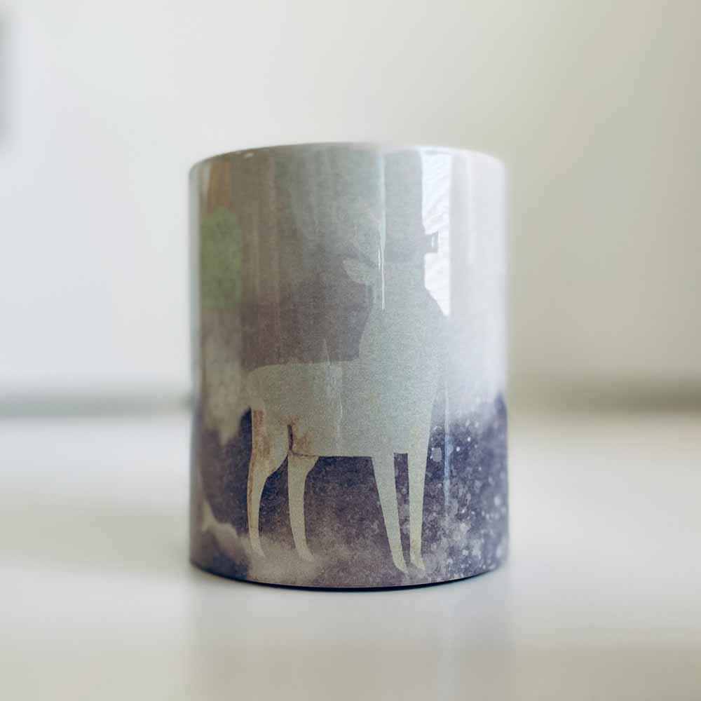 Soleid Collection Life of the Forest Mug